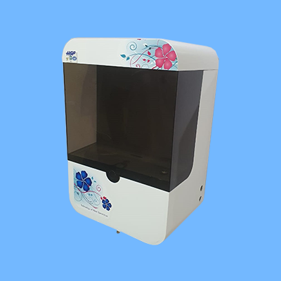 Automatic Hand Free Sanitizer Machine