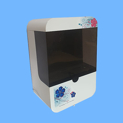 Electronic Hand Free Sanitizer Machine